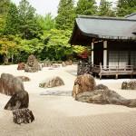rocce giardino zen