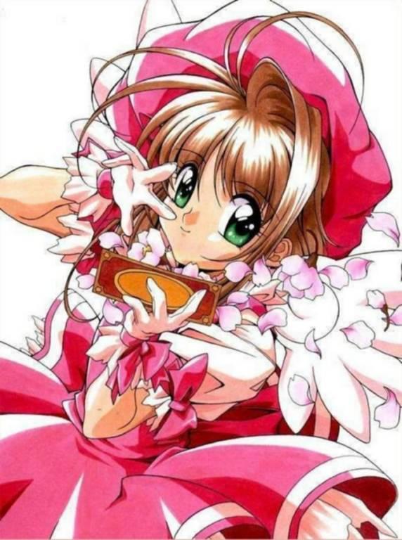 Sakura Card captor série em 8 dvds dublados completo!
