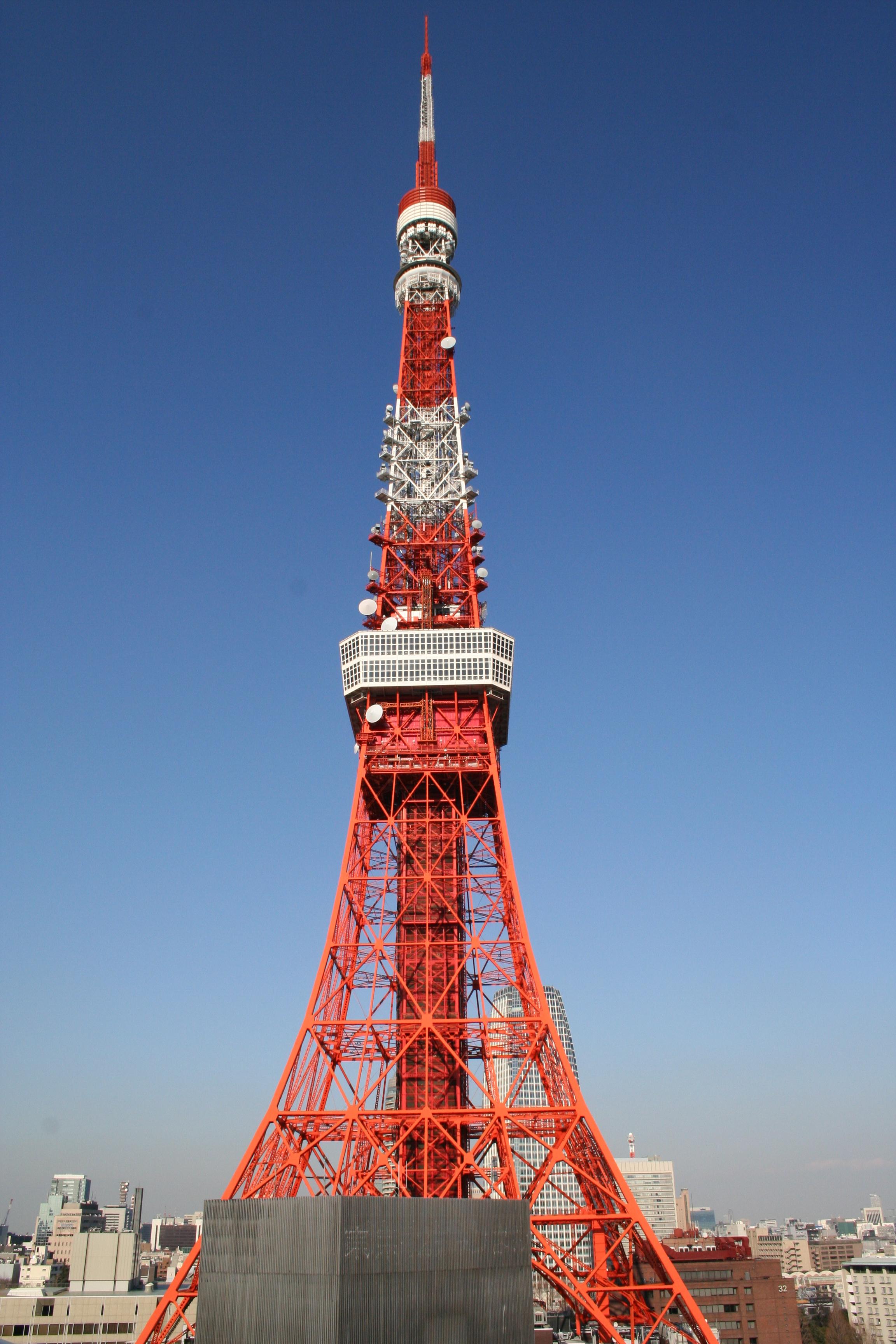 Tokyo Tower - La torre di Tokyo (parte 1)