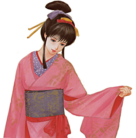 madoka-trad kimono