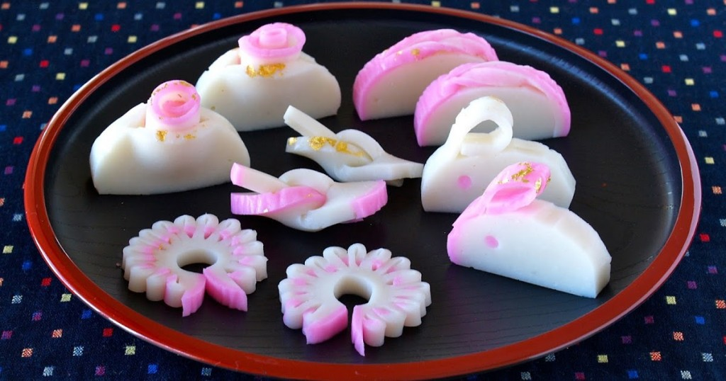 Kamaboko Decoration Ideas