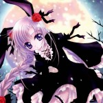 Anime Gothic Lolita Girls 045