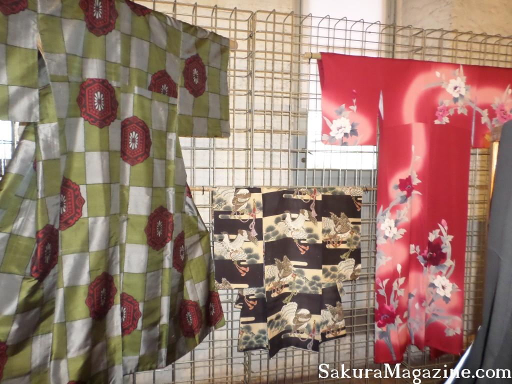 Nostalgia del Giappone - Kimono