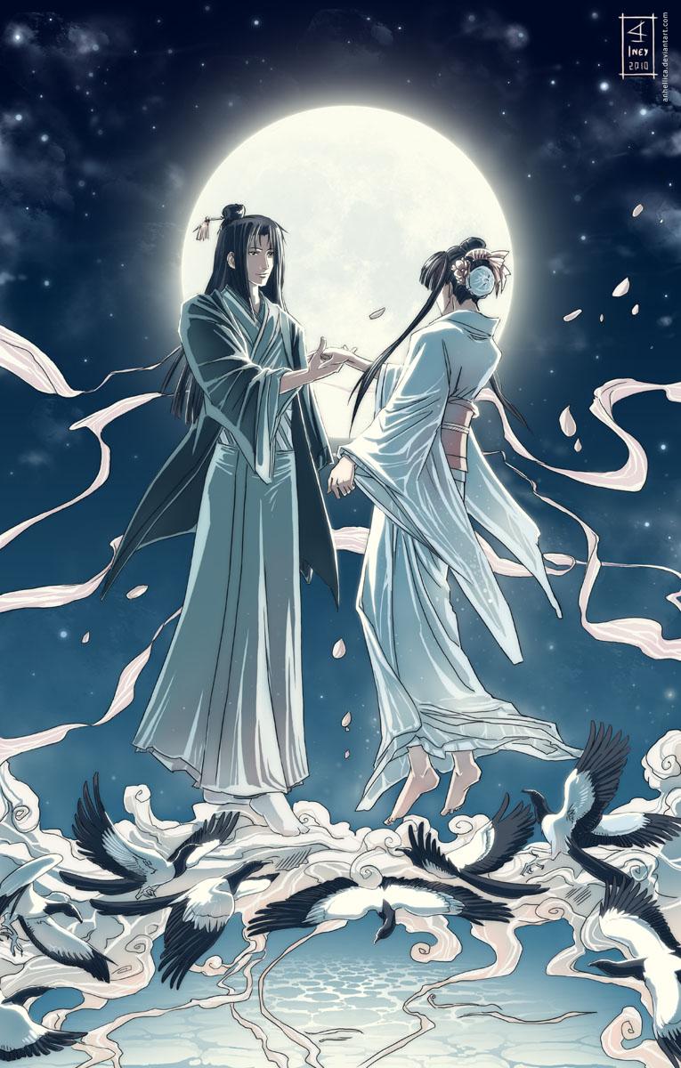 Auguri Matrimonio Giapponese : Ricorrenze giapponesi: tanabata matsuri festa delle stelle innamorate