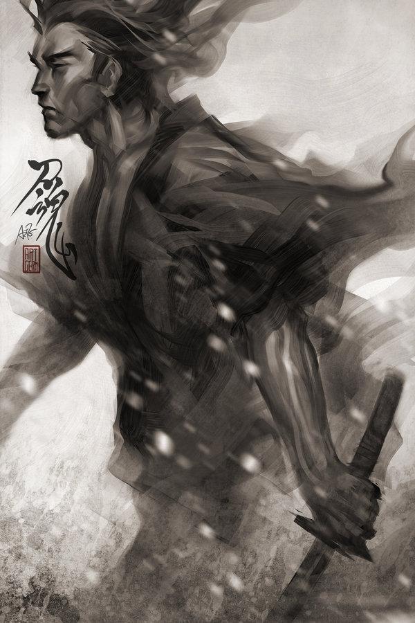 spirito samurai
