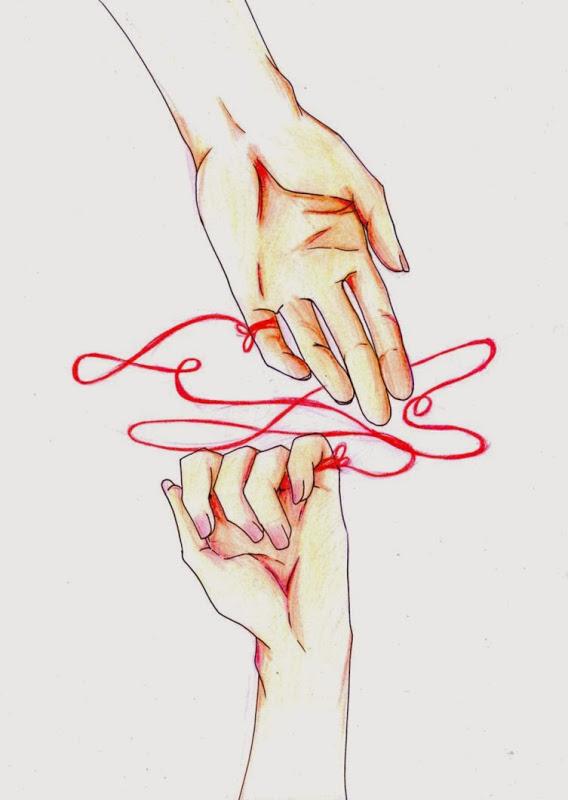 filo rosso del destino