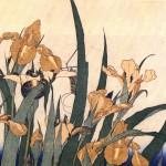 hokusai flowers