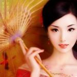 woman kimono