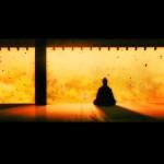 samurai meditazione