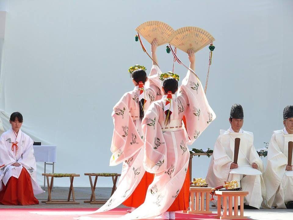 danza kagura