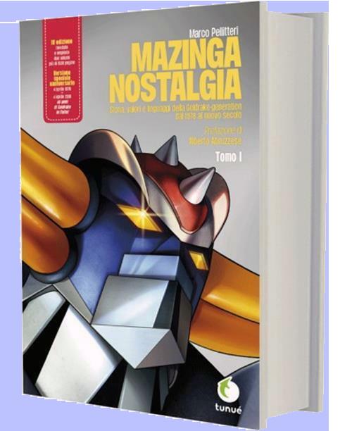 Mazinga Nostalgia I