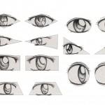 occhi e geometria